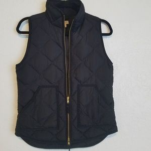 J. Crew Quilted Excursion Vest